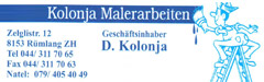 Kolonja Maler